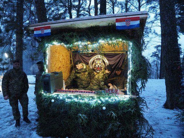 HRVCON u Litvi obilježio Božićne blagdane