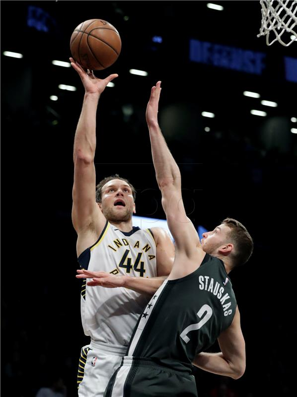 NBA – Poraz Pacersa, 13 koševa Bogdanovića