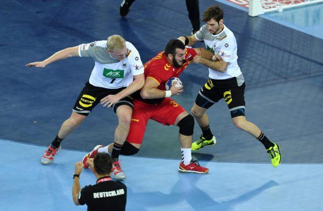 EP rukomet : Njemačka – Makedonija 25-25
