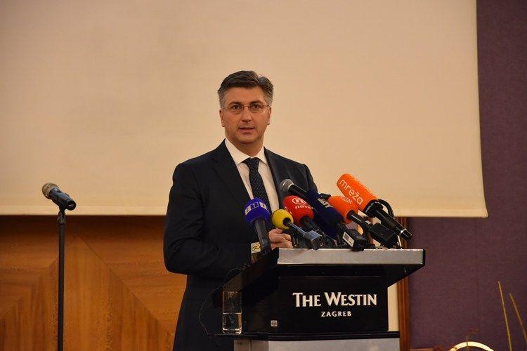 Plenković : Suvremeno će hrvatsko društvo u punini integrirati sve koji u njemu žive