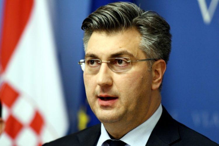 Predsjednik Vlade Plenković uputio sućut u povodu smrti hrvatskog književnika Fedora Vidasa