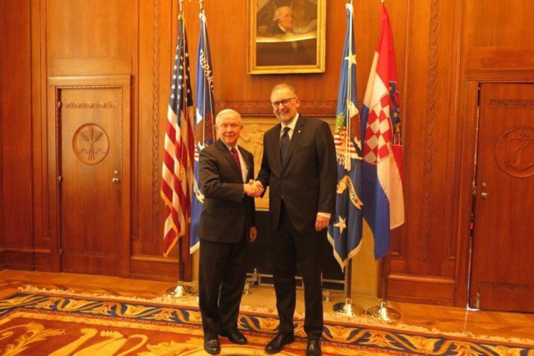 Ministar Božinović završio trodnevni posjet SAD-u