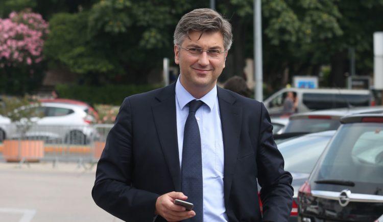 Plenković: Povećanje kreditnog rejtinga ohrabrujuće je za hrvatsko gospodarstvo i nastavak reformi