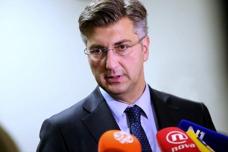 Sućut premijera Plenkovića obitelji Željka Senečića