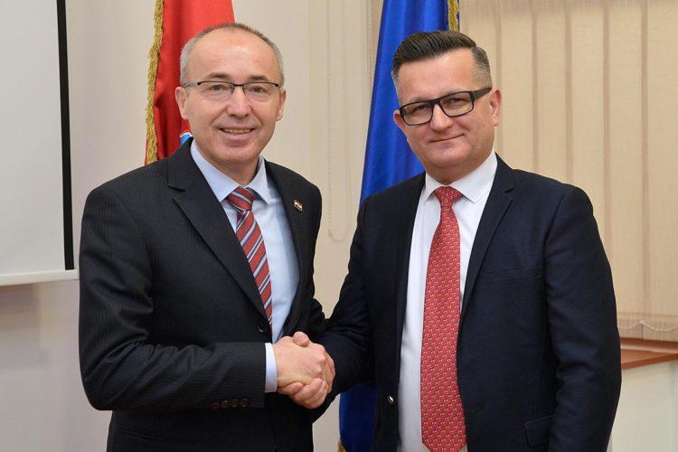 Državni tajnik Ministarstva nacionalne obrane Rumunjske u MORH-u