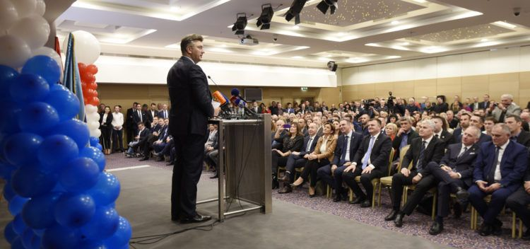 Plenković : Pomognimo Hrvatima u BiH na ovogodišnjim izborima