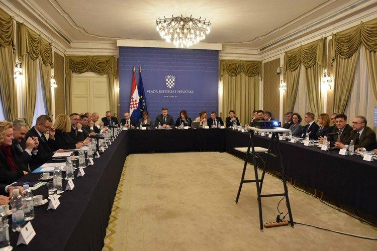 Plenković: Nacionalna razvojna strategija definirat će sve ono što Hrvatska želi postići do 2030. godine