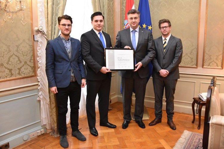 Plenković s predstavnicima ELSA-e