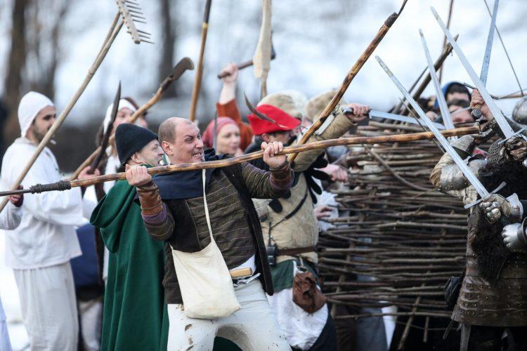 """Bitka kod Stubice-Deset tisuća posjetitelja pratilo desetu """"Seljačku bunu"""""""