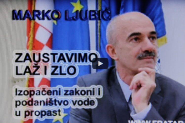 Radio intervju-Marko Ljubić: Zaustavimo laži i zlo