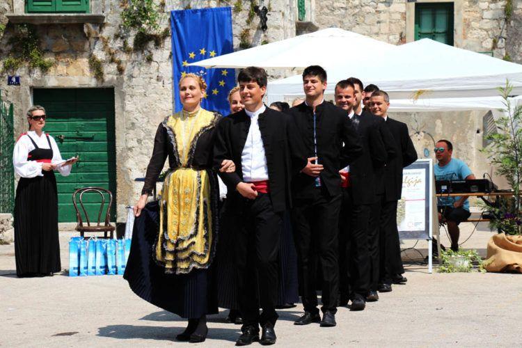 Kaštelani u Zagrebu predstavljaju svoju povijesnu i kulturnu baštinu