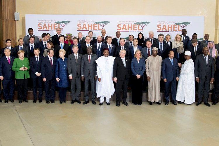 Plenković na Međunarodnoj konferenciji na visokoj razini o Sahelu