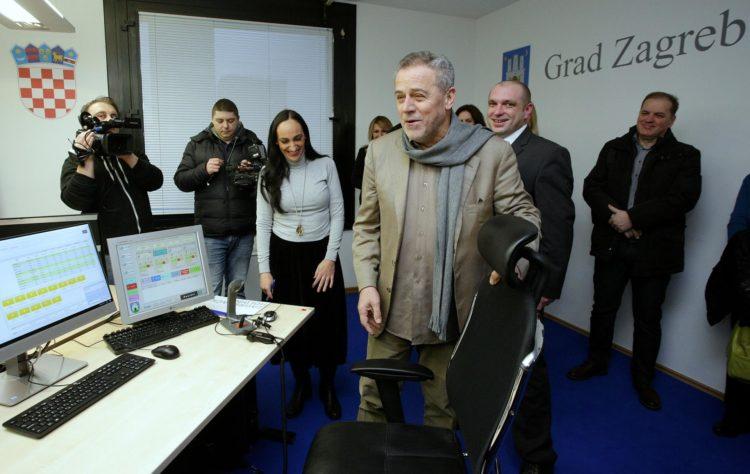 ZAGREB-Predstavljena platforma za komunikaciju gradskih službi