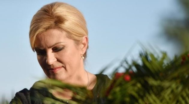 Predsjednica Grabar-Kitarović uputila sućut obitelji generala Stipetića