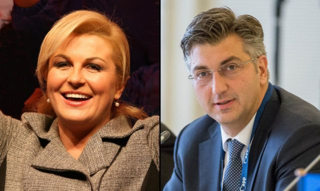 """Predsjednik Vlade Plenković: """" Predsjednica ima izbore, ako želi na njih ići """""""