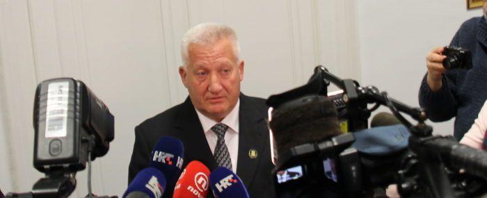 Hrvatski generalski zbor osudio odluku srbijanske vlade; Krstičević u svom radu slijedi načela NATO-saveza i EU