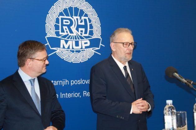 """Ministar Božinović: """"Hrvatska će do kraja godine ispuniti tehničke uvjete za Schengen"""""""