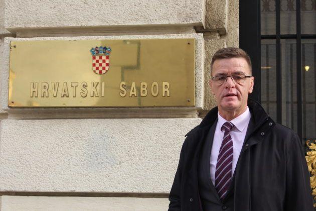 ZASTUPNIK HDZ-a Ante Babić: Bit ću protiv Istanbulske zbog katoličkih uvjerenja
