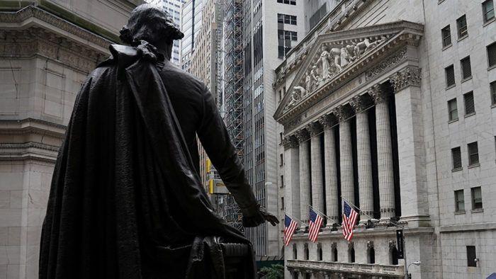 Wall Street oslabio drugi tjedan zaredom, europske burze ojačale