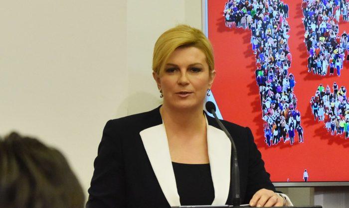 Predsjednica Grabar-Kitarović dobila izvješće SOA-e, u ponedjeljak sastanak s premijerom Plenkovićem