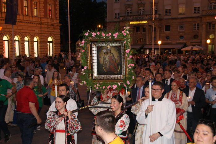 Proslavljena svetkovina Majke Božje od Kamenitih vrata zaštitnice grada Zagreba