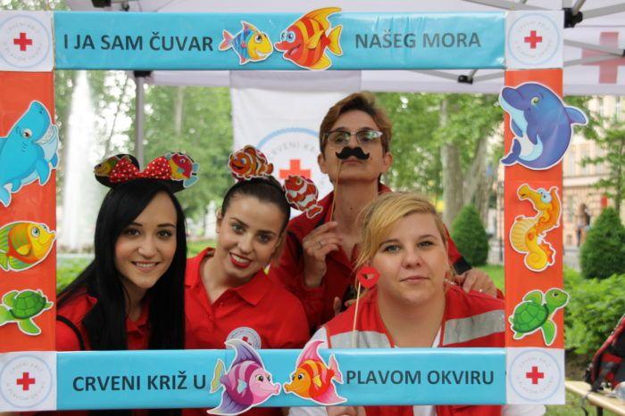 U Zagrebu obilježena 140. obljetnica Hrvatskog crvenog križa i obljetnica Zapovjedništvom za potporu OSRH