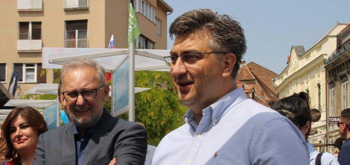"""Plenković: """"Parlamentarna većina je stabilna, do kraja idućeg tjedna glasovanje o novom ministru"""""""