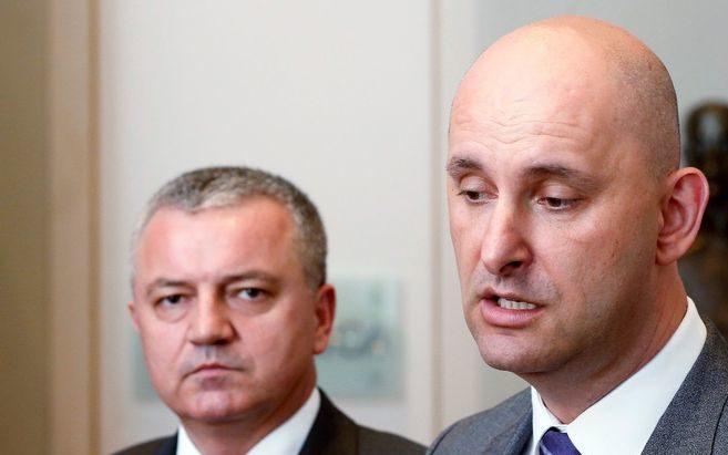 Ministri HDZ-a Tomislav Tolušić i Darko Horvat: Spasili smo Agrokor i hrvatsko gospodarstvo