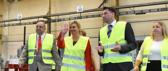 Predsjednica Grabar-Kitarović: Sastanak sa Željkom Markić nije bio tajan, očito taj referendum šalje poruku naroda da je nezadovoljan političkim strukturama