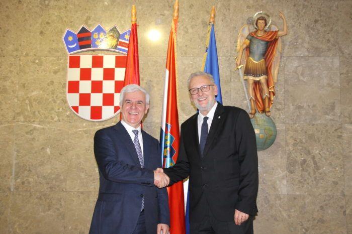 Ministar Davor Božinović: U borbi protiv ilegalnih migracija najvažnija je suradnja u susjedstvu
