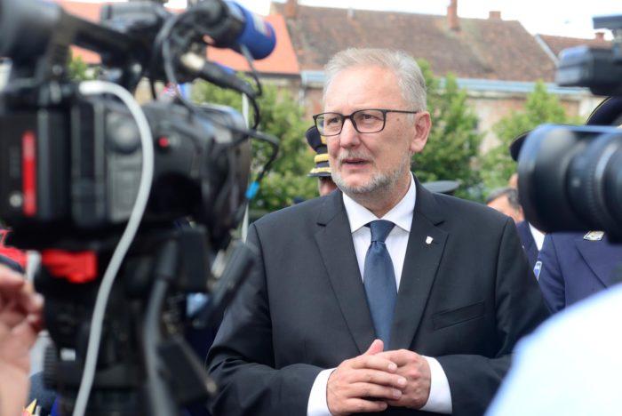 Ministar Božinović: Povijest rijetko svjedoči o razvoju pobjedničke vojske iz redova policije