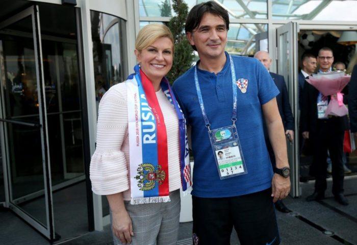 Hrvatska predsjednica Grabar-Kitarović doputovala u Soči; večeras se sastaje s ruskim premijerom