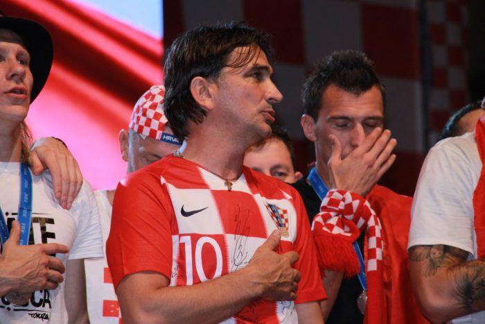 """Zlatko Dalić: """"Moramo biti zahvalni dragom Bogu na ovome što nam je dao, iznad svih Hrvatska!!!"""""""