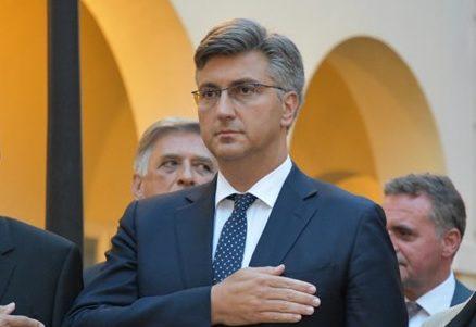 Premijer Andrej Plenković: Tražimo zakonito, korisno i održivo rješenje za radnike Uljanik grupe