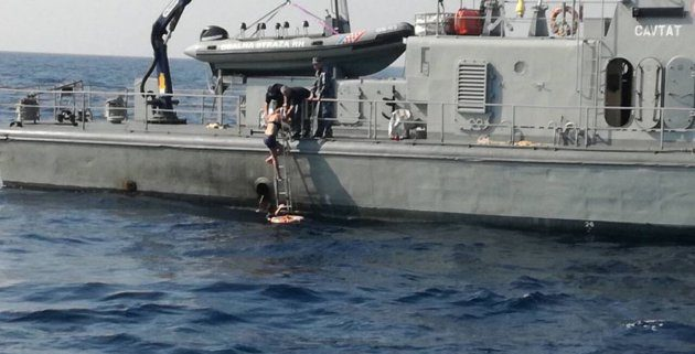 U Lošinjskom akvatoriju spašena britanska državljanka koja je pala s putničkog broda
