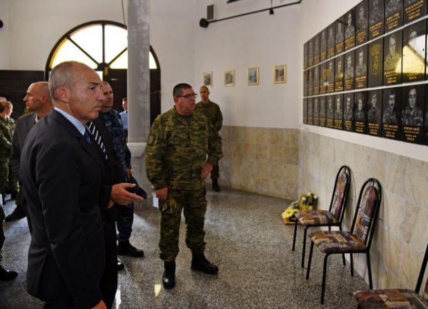 Ministar Krstičević: Hvala Pumama na svemu što su dale za slobodu naše Domovine