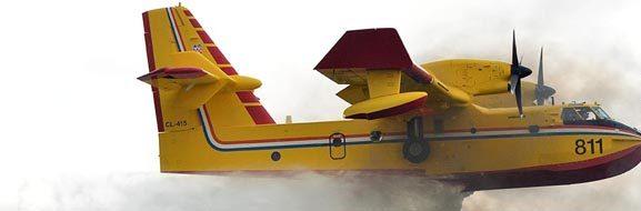 MORH: Zračne snage na više novih požarišta u Dalmaciji