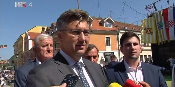 Premijer i šef HDZ-a Plenković: Javni je interes i interes države da se procesuiraju ratni zločini
