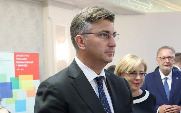 Plenković: Strukturne reforme se provode, ne nasjedajte na priče da ih nema