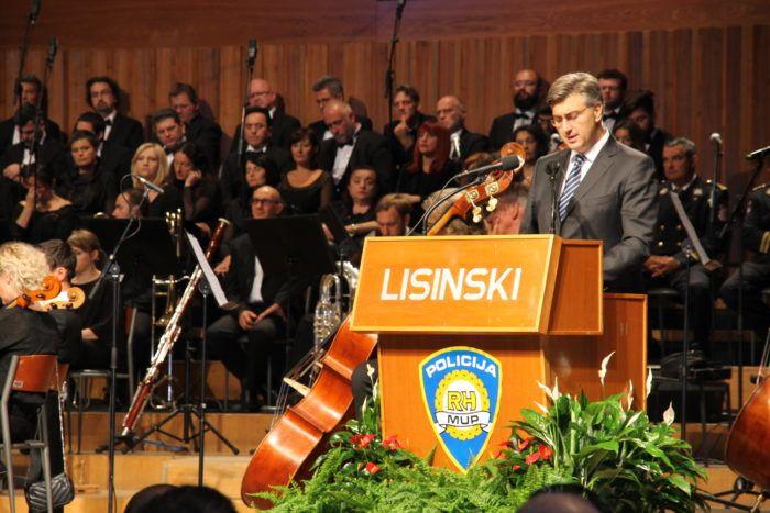 Premijer Plenković u povodu Dana policije: Sigurnost je jedna od hrvatskih komparativnih prednosti