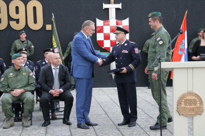 28. obljetnica ATJ Lučko, najelitnije specijalne jedinice Hrvatske policije
