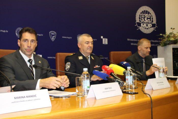 Ravnateljstvo policije prozvalo Kajkića zbog loših rezultata : Štetno iznošenje imena osumnjičenih osoba
