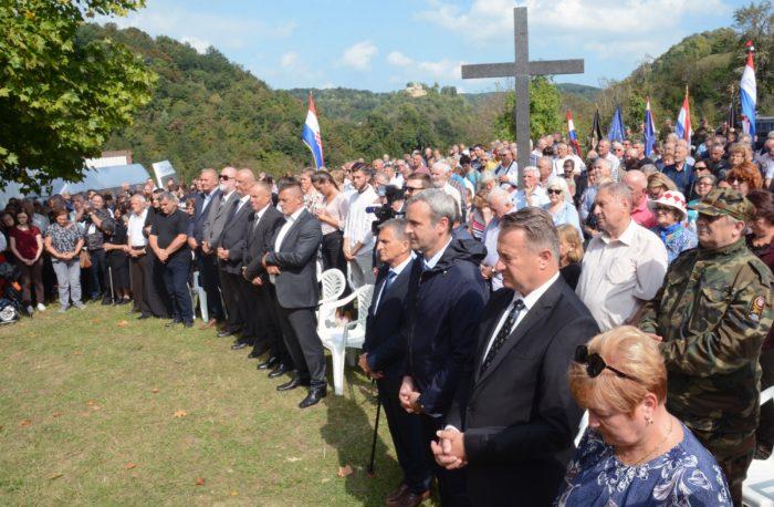 Prognani Zrinjani i hodočasnici obilježili 75 godina od razaranje Zrina