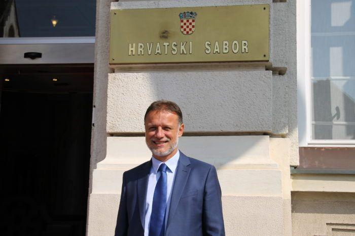 Predsjednik Hrvatskoga sabora Jandroković: Neće biti rekonstrukcije Vlade, parlamentarna većina stabilna