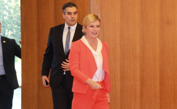 Predsjednica Grabar-Kitarović: Mirovinska reforma je neophodna