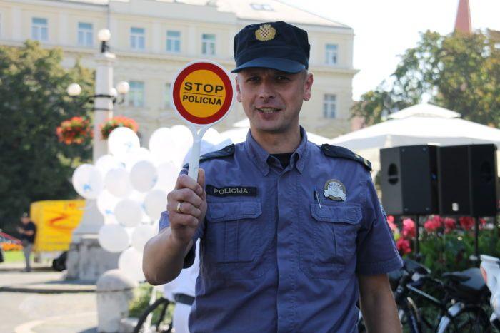 Zagrebačka policija i ovog vikenda u akciji protiv pijanih vozača i ostalih prekršitelja