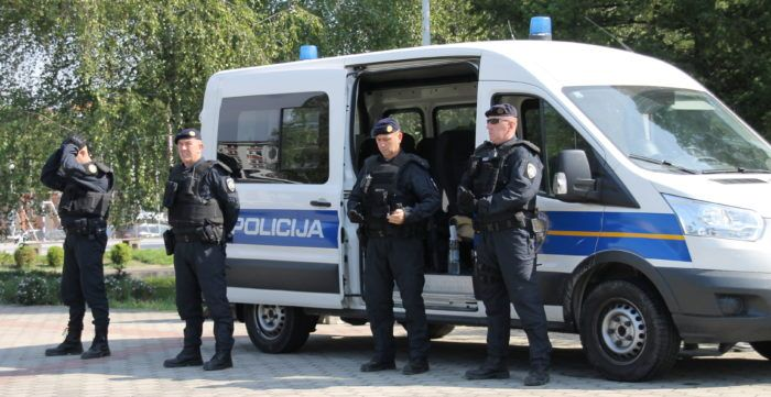 Policija uhitila naoružanog muškarca u središtu Zagreba