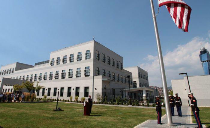 Američko veleposlanstvo u BiH: Izbor Željka Komšića je u skladu s Ustavom i Izbornim zakonom