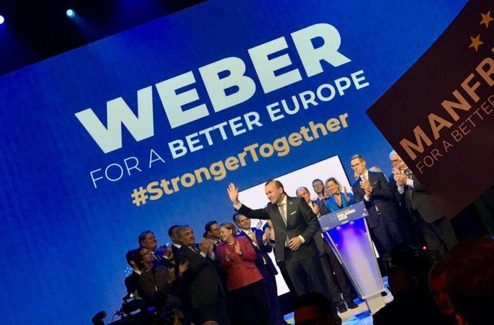 Weber izabran za 'spitzenkandidata' EPP-a, Plenković ga naziva velikim prijateljem HDZ-a