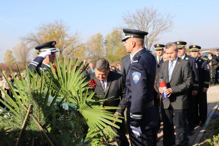 """Jarmina: Obilježena 27. godišnjica pogibije policajaca varaždinskih """"Roda"""""""